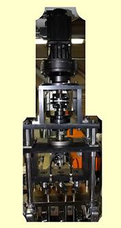 サーボ式モーションコントロールパリソンコントローラー